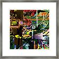 A Way To Bring The World To Tsheuvah 14 Framed Print
