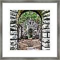 Abandoned Bath House  Ver 2 Framed Print