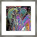 Abracadabra Abstract Framed Print