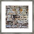 Abstract 01c Framed Print
