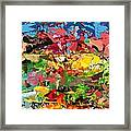 Abstract 022315 Framed Print