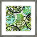 Abstract 1 Framed Print by Lisa Noneman