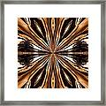 Abstract 141 Framed Print
