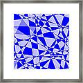 Abstract 151 Framed Print