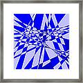 Abstract 152 Framed Print