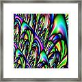 Abstract 155 Framed Print