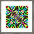 Abstract 158 Framed Print