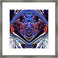 Abstract 179 Framed Print by J D Owen