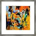 Abstract 315002 Framed Print