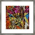 Abstract 3819 Framed Print