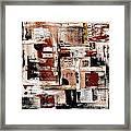 Abstract 524-11-13 Marucii Framed Print