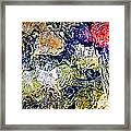 Abstract 63 Framed Print