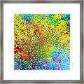 Abstract 96 Framed Print