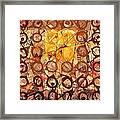 Abstract Art Sixty-six Framed Print