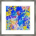 Abstract Series B10 Framed Print