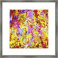Abstract Series B6 Framed Print