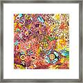 Abstract Colorama Framed Print