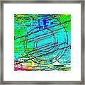 Abstract Cubed 41 Framed Print