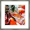 Abstract Drink Framed Print