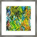Abstract - Emotion - Admiration Framed Print