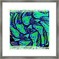 Abstract Fusion 167 Framed Print