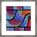 Abstract Fusion 168 Framed Print