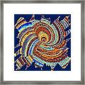 Abstract Fusion 176 Framed Print