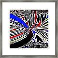 Abstract Fusion 197 Framed Print