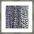 Abstract Fusion 219 Framed Print by Will Borden