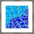 Abstract Fusion 224 Framed Print