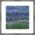 Abstract Patterns Four Framed Print
