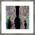 Abstract Thoughts Framed Print