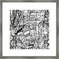 Abstraction 0538 - Marucii Framed Print