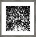 Abstraction 0542 Marucii Framed Print