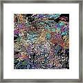 Abstraction 0581 Marucii Framed Print