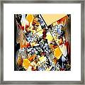Abstraction 596-11-13 Marucii Framed Print