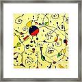 Abstraction 754 - Marucii Framed Print