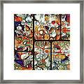 Abstractionnel -29a02 Framed Print