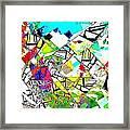 Abstrakt Framed Print