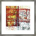 Acoustic Shock IIi Framed Print