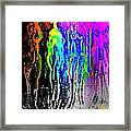 I Will Follow You Across The Universe But Do You Care At All  Framed Print