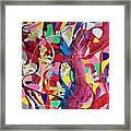 Acrylic Msc 042 Framed Print