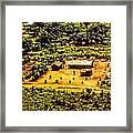 African Land Framed Print