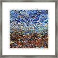 After A Rain Framed Print by James W Johnson
