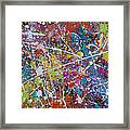 After Party Framed Print
