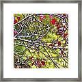 After The Autumn Rain 2 - Digital Paint Framed Print