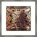 Age Of The Machine 20130605rust Long Framed Print