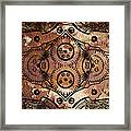 Age Of The Machine 20130605rust Vertical Framed Print