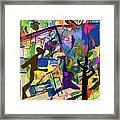 Self-renewal 15aa Framed Print
