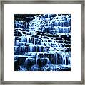 Albion Waterfalls 5 Framed Print
